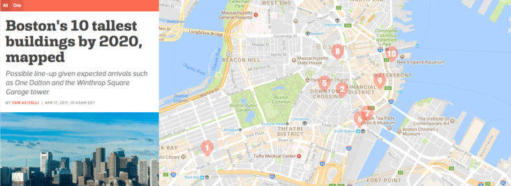 Boston's Tallest Buildings